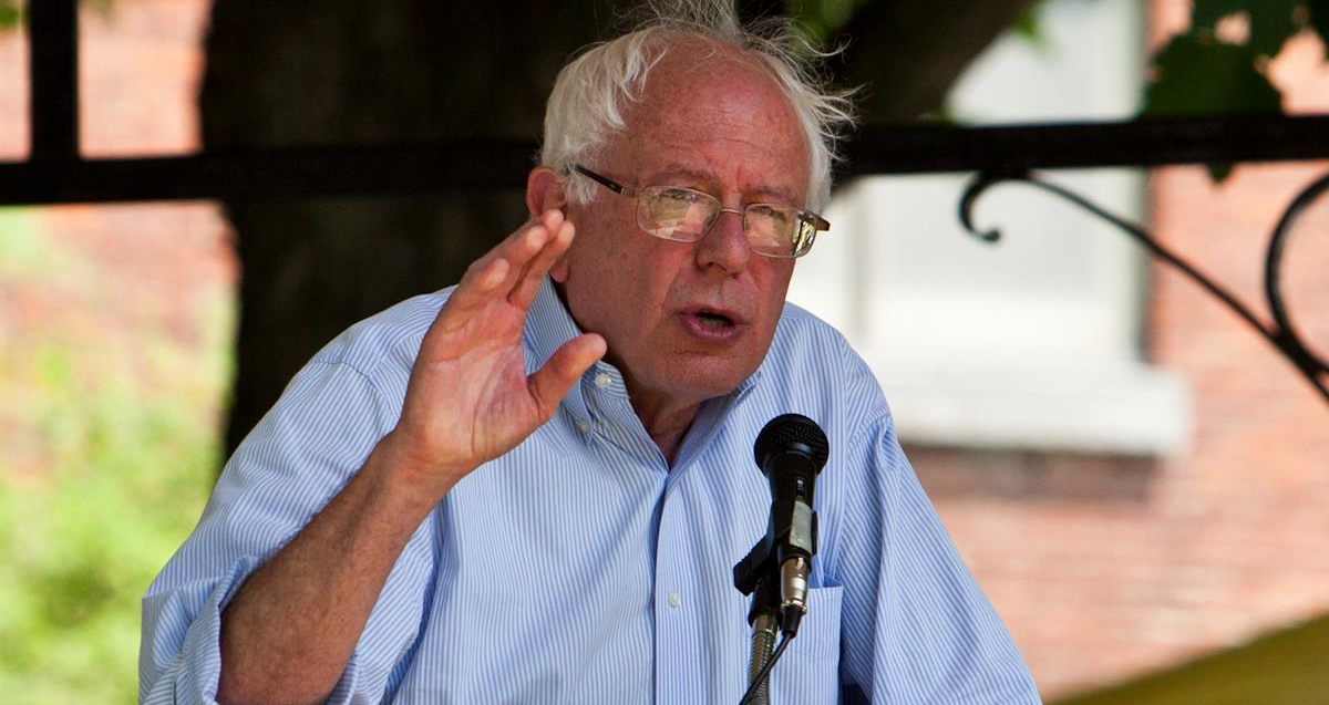 Bernie Sanders Files For New Hampshire Primary