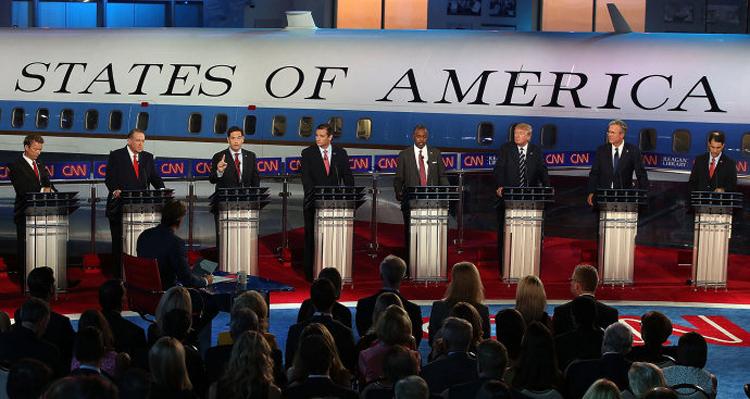 GOP Hopefuls Plot Revolt Against Republican Party
