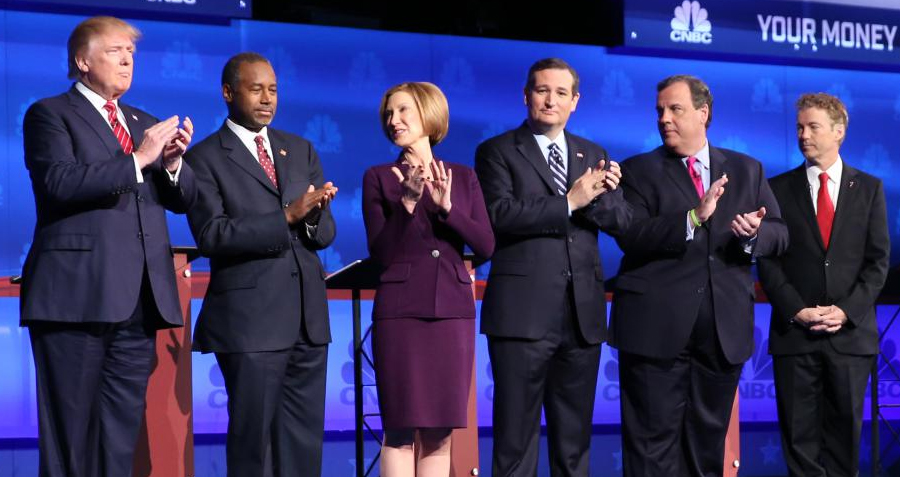 Republican Candidates Wage War On Working Americans (Video)