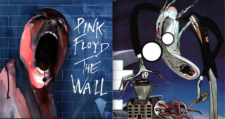 Pink Floyd The Wall – 36th Anniversary Of The Double Album (Full Movie Included)
