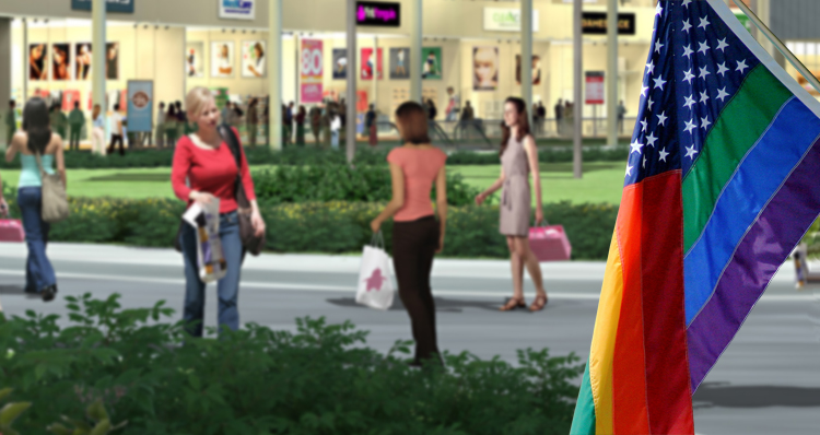 Tears Of A Clown: Anti-Gay Activists Are Running Out Of Places To Shop!