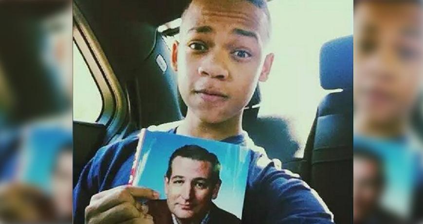 Conservative Teen Activist Makes (Kind Of) Surprise Announcement