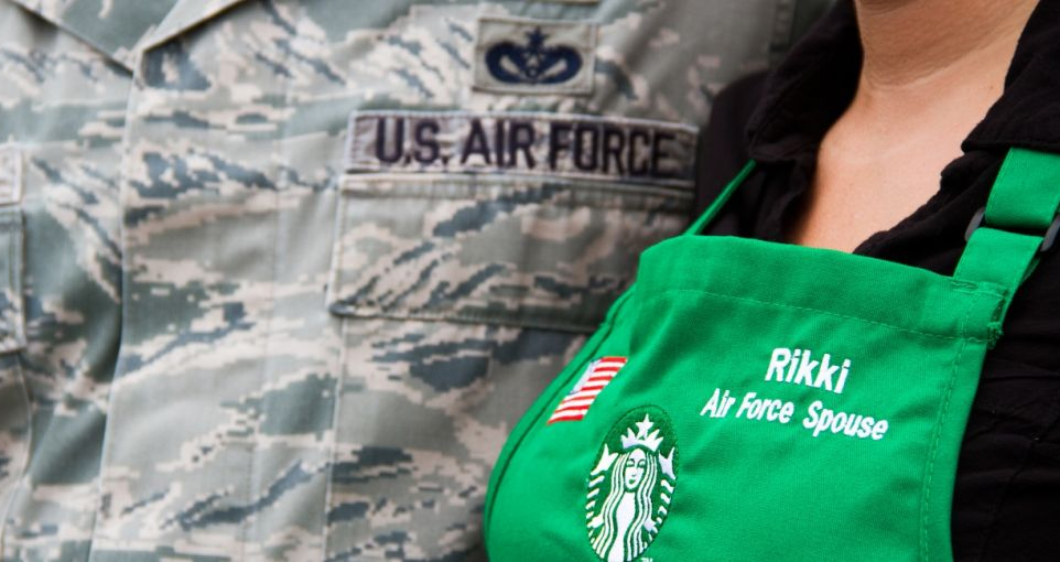 While Conservatives Sob About Cups, Starbucks Announces Amazing New Benefits For Veterans