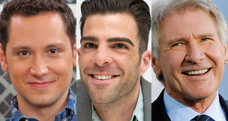 Male Celebrities Answer The Question: Are You a Feminist?