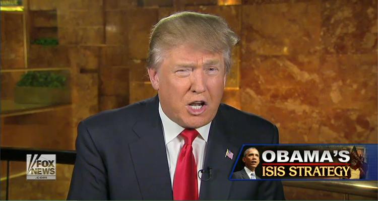 Republican Bigot Donald Trump: 'Close All The Mosques' (Video)