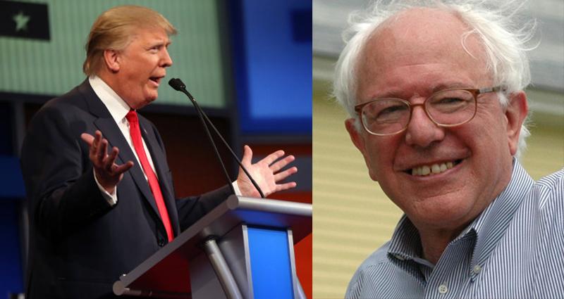 Bernie Sanders Destroys Donald Trump With This Epic Tweet