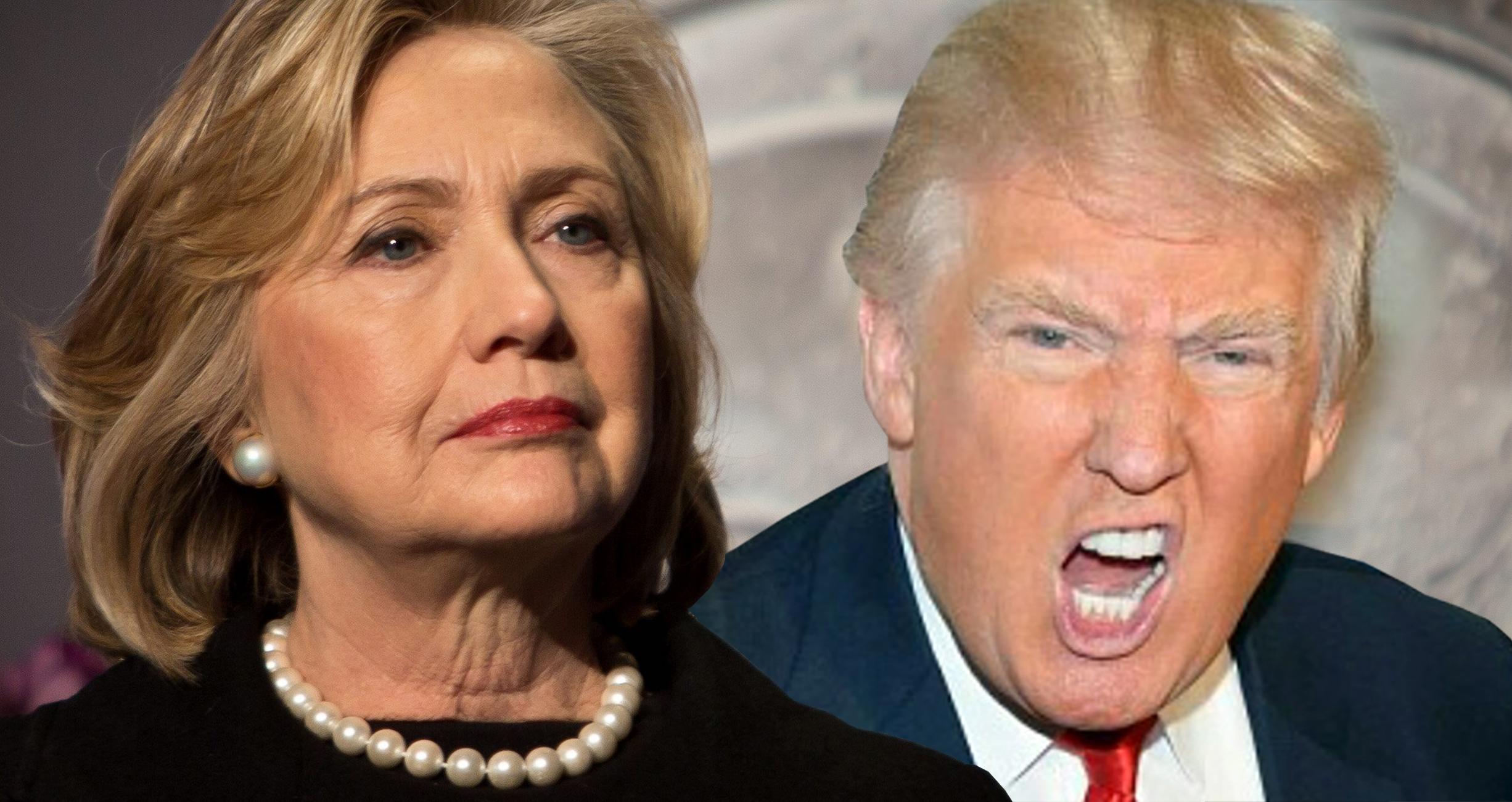 Donald Trump Launches Vulgar Attack On Hillary Clinton – Video