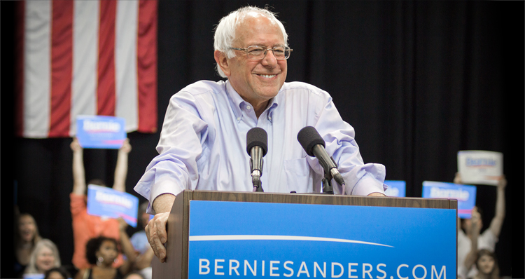 Sanders Campaign Blasts 'Corporately-Owned Media' Blackout