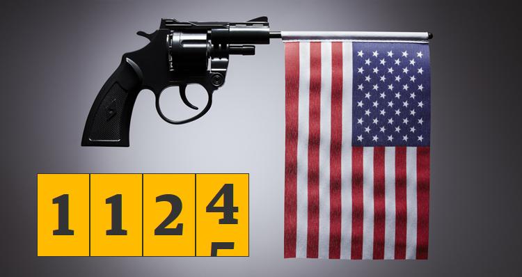 2015 – The Year In Guns