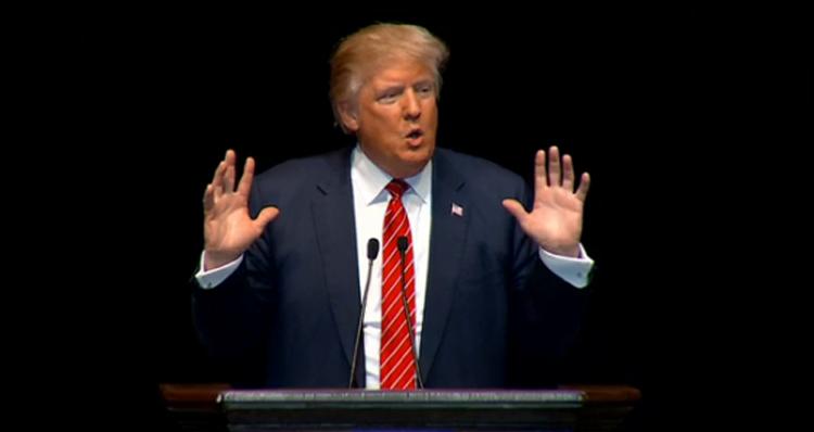 Donald Trump Demands $5 Million To Attend CNN Debate (Video)