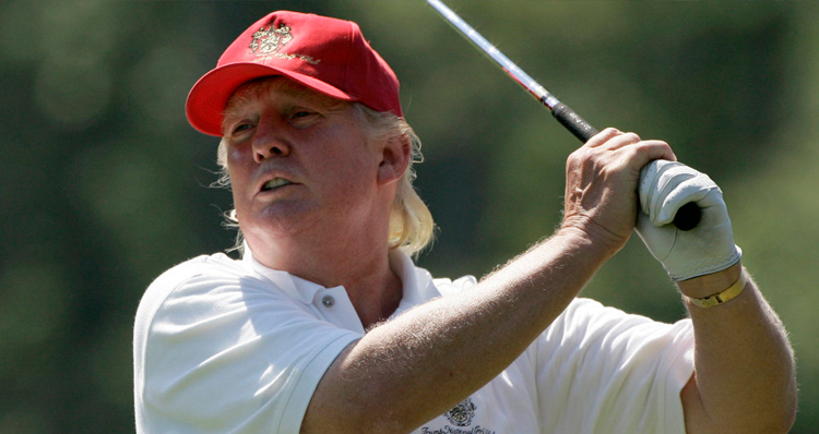 Trump's Golf Resort Empire Crumbles Amid Climate Change Controversy And Anti-Muslim Bigotry