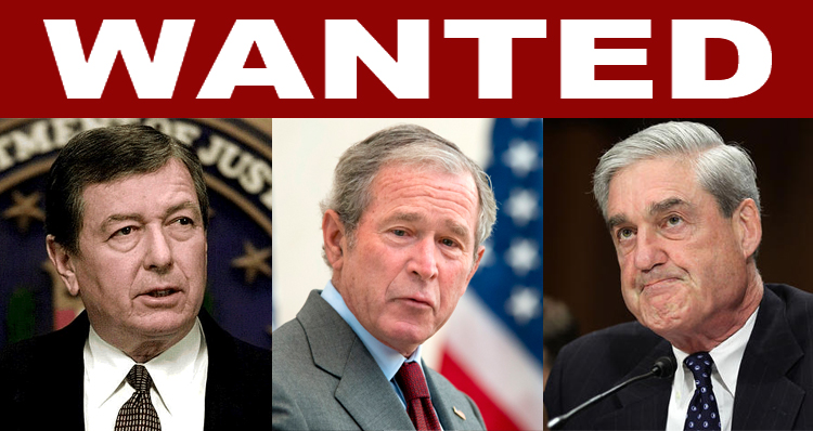 Court Rules That Members Of Bush Administration Can Be Sued For Crimes During War On Terror