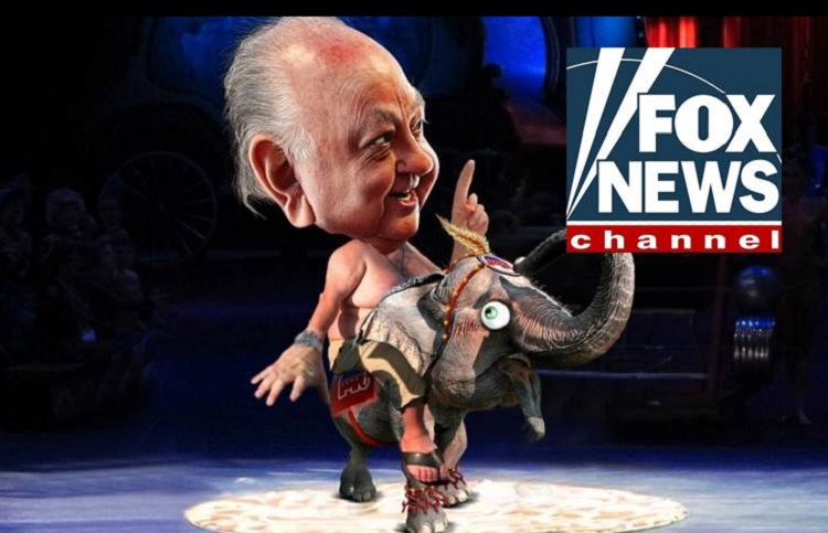"""Roger Ailes Is Not Amused With ABC Comedy Mocking Fox """"News"""""""