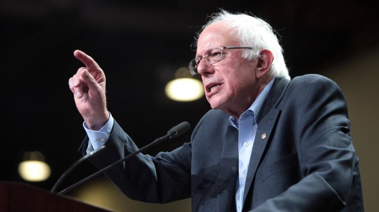 Bernie Sanders Calls For Gun Safety Legislation After San Bernardino Gun Massacre – Video