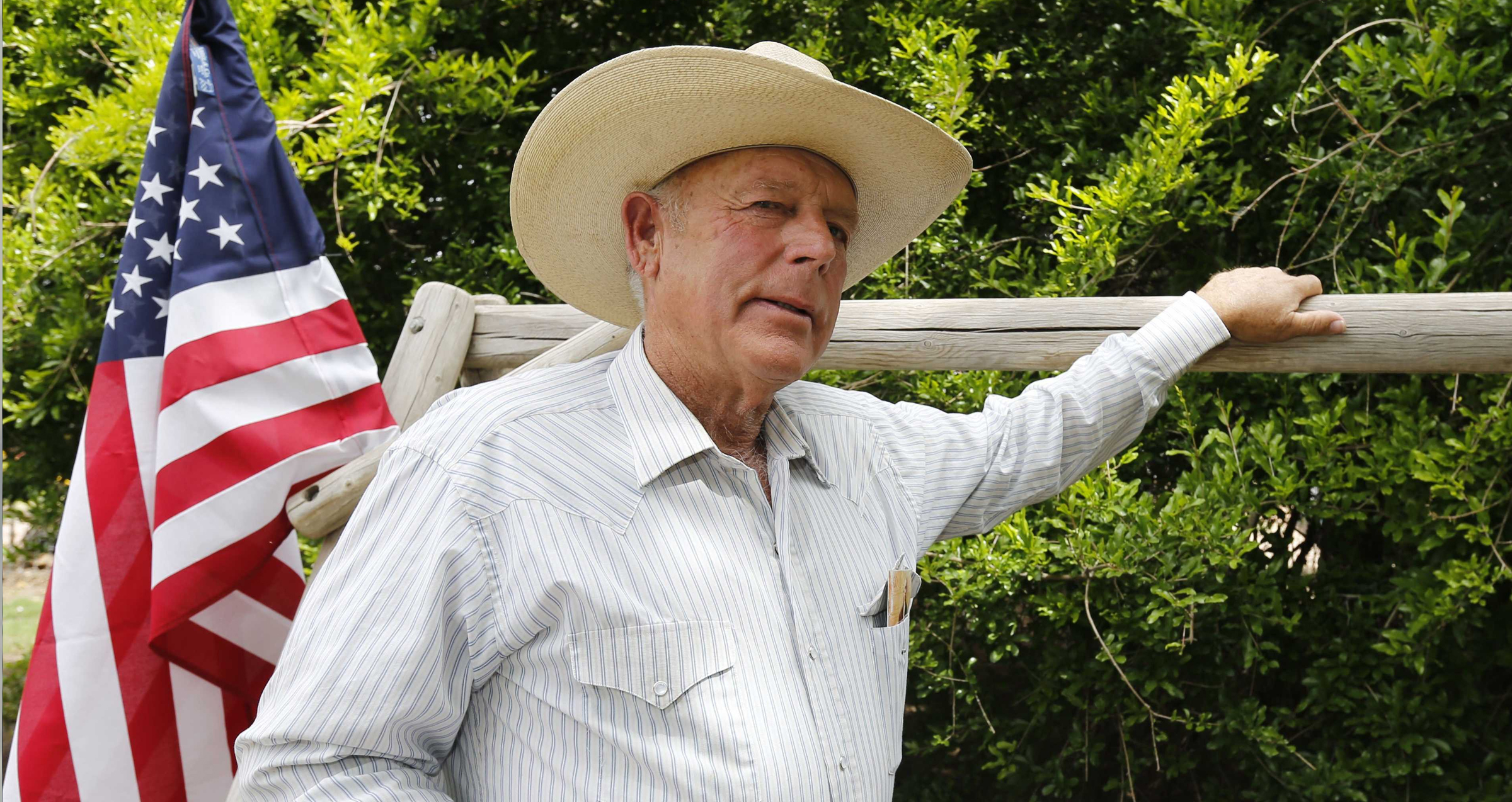 Cliven Bundy's Psychotic Break With Reality