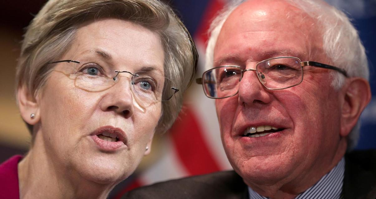 Bernie Sanders Hints Elizabeth Warren Could Be His Running Mate – Video