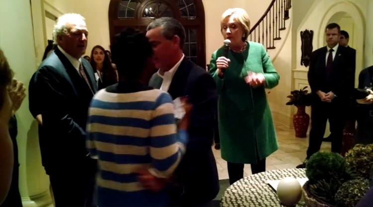 Clinton-Security