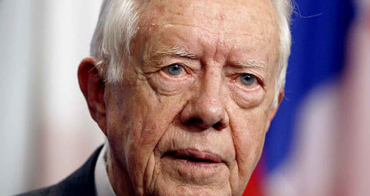 Campaign Finance Is 'Legalized Bribery' – President Jimmy Carter
