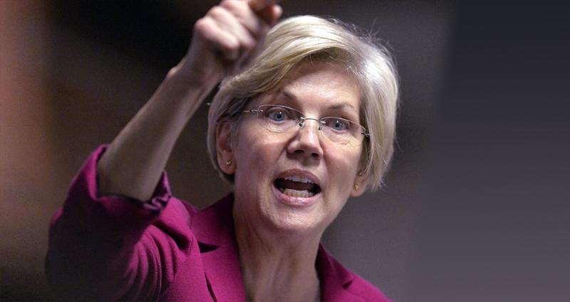 Elizabeth Warren Blasts Republicans Who 'Threaten Both The Constitution And Our Democracy'