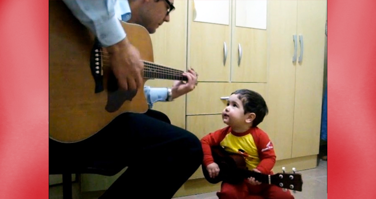 Watch 2-Year-Old Boy Sing 'Don't Let Me Down' by the Beatles