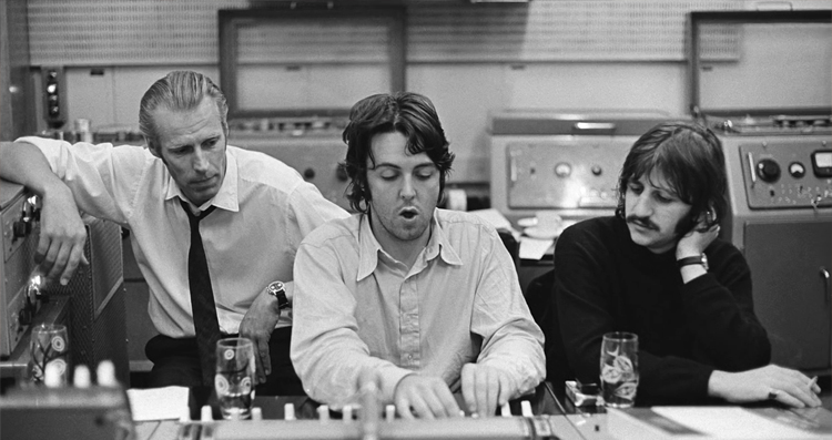 Beatles Producer George Martin Dies At 90