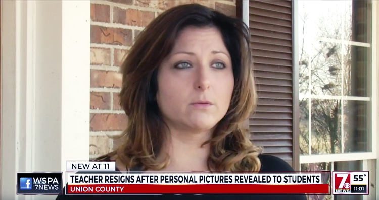 Possible Criminal Charges For Teacher After Student Posts Her Explicit Photos – Video