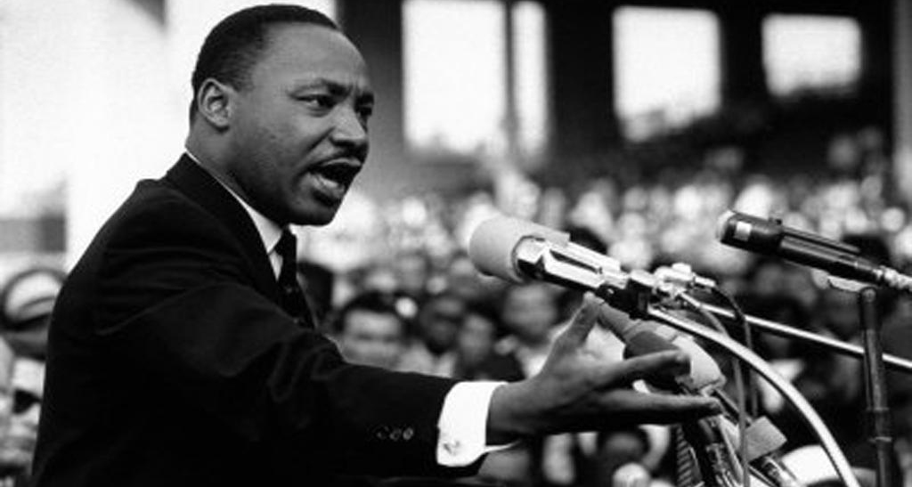 Martin Luther King Jr. Discusses Military Defense Versus Social Uplift (Video)