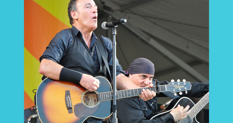 Bruce Springsteen Cancels North Carolina Show Over Anti-LGBT Law