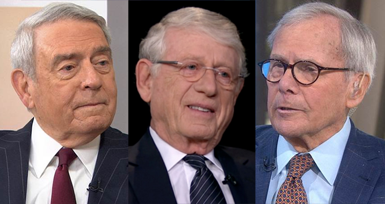 News Legends Blast The Media's Coverage Of The Trump Campaign – Video
