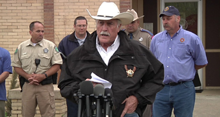 The Texas Sheriff Who Took On The Westboro Baptist Church And Won