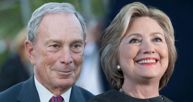 Clinton-Bloomberg