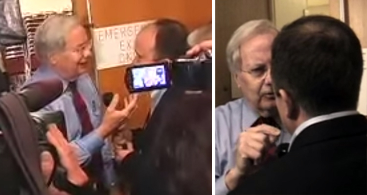 Watch Bill Moyers Shut Down Fox News Attack Dog – Video