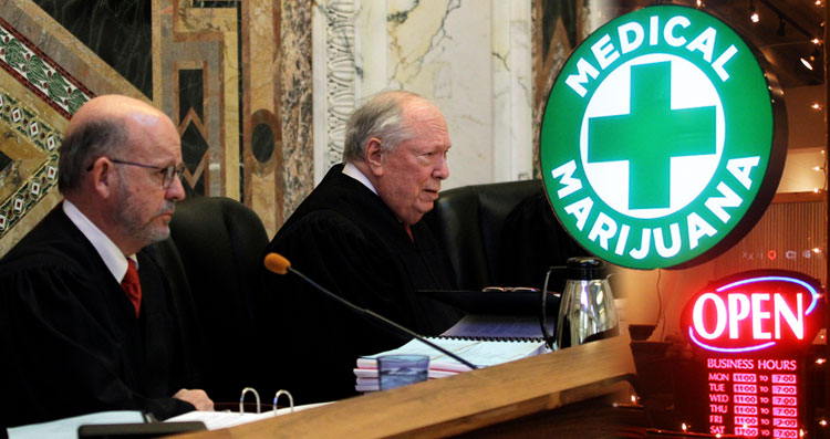 Medical Marijuana Users Celebrate Well-Deserved Victory In The Ninth Circuit