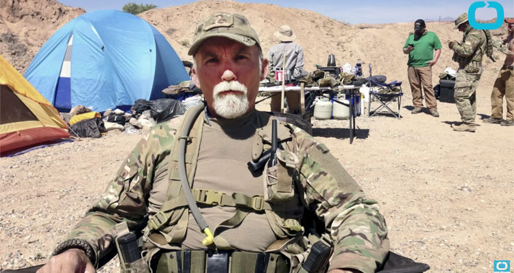 Co-Chair Of Trump Veterans' Group To Plead Guilty In 2014 Bundy Standoff – Video