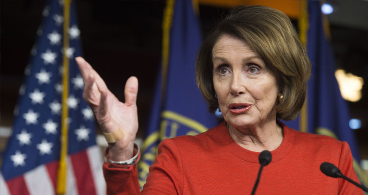 Don't Answer Phones, Texts – Nancy Pelosi Warns Dems Of 'Electronic Watergate Break-In'