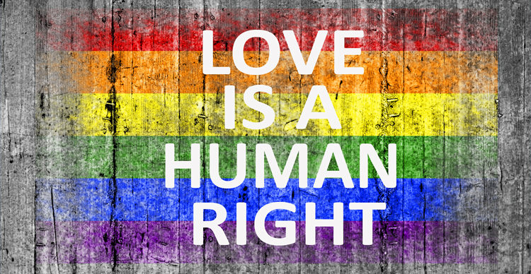 love-human-right