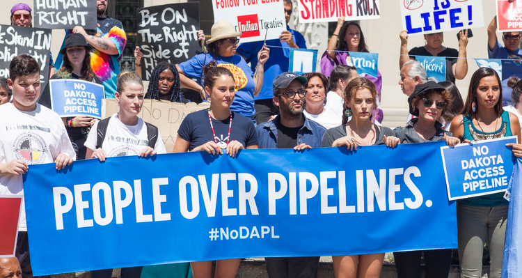 Has Liberal Media All But Guaranteed The Success Of The Dakota Pipeline?