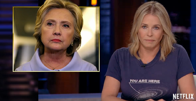 Chelsea Handler To Men: Who The F*** Are You To Tell Someone to Smile? – Video