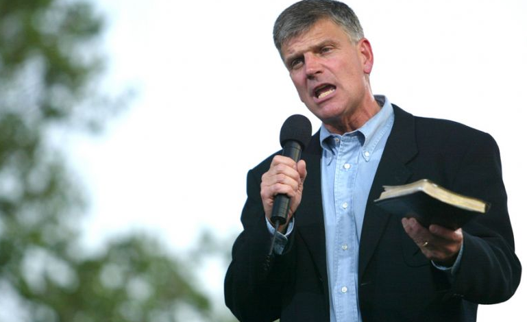 Christian Extremist Says Banning Abortion Is More Important Than Trump's 'Potty Mouth'
