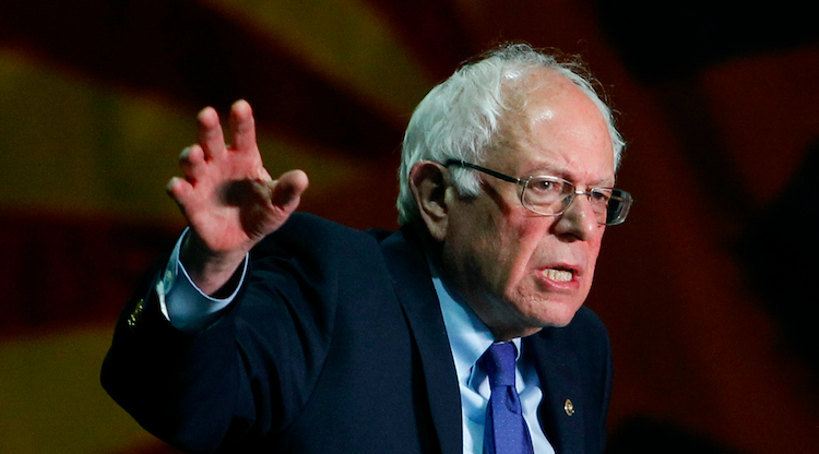 Bernie Sanders: Get Over Your Despair, Stand UpAnd Fight!