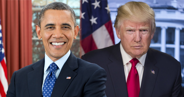 A Master Hypocrite, Trump Forgets His Harsh Criticisms Of Obama