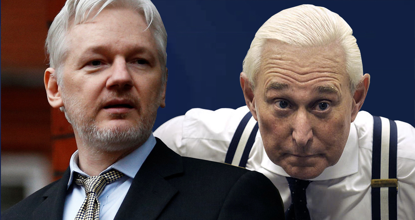 In A Fit Of Rage, Trump Advisor Admits To Consorting With Wikileaks During Campaign