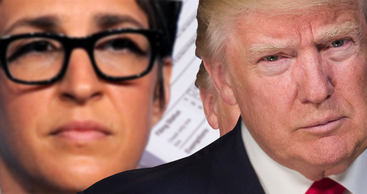Did The White House Set Up Rachel Maddow? These Credible Sources Seem To Think So
