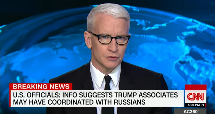 FBI Has Info Suggesting Trump Associates Coordinated With Russian Operatives – Video