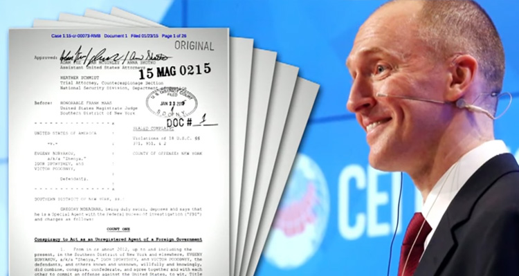 Get 'Idiot' Carter Page To Commit Treason, Then 'Tell Him To F-ck Himself' – Russian Spies