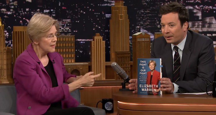 Elizabeth Warren on the Democratic Party and Building an Activist Army – Video