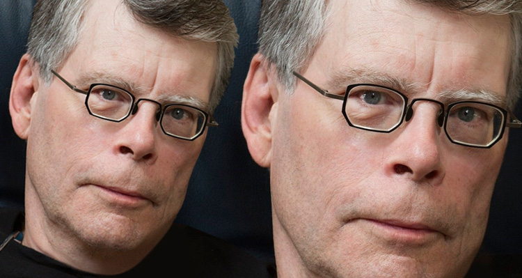 Stephen King Drops A Bomb On 'Forrest Trump'