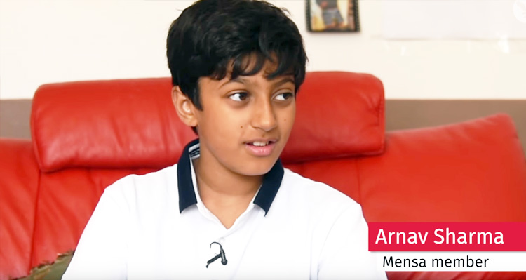 Meet The 11-Year-Old With A Higher IQ Than Albert Einstein And Stephen Hawking – Video