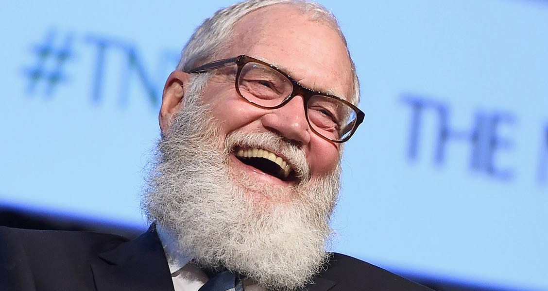 Letterman Wants To Put Trump In A 'Home'