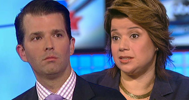 Ana Navarro Shreds 'Little Boy' Trump Jr. After He Unwisely Went After Her On Twitter